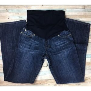 Denim - Liz Lange For Target Maternity Bootcut Jeans